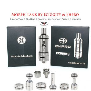 EHPRO Morph RTA Full Kit , бакомайзер