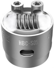 GeekVape Eagle Replacement HBC-S05 Fused Clapton