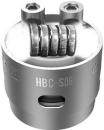 GeekVape Eagle Replacement HBC-S06 Flat Clapton