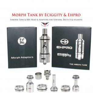 EHPRO Morph RTA Full Kit , бакомайзер