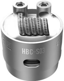 GeekVape Eagle Replacement HBC-S03 Staggered Fused Clapton